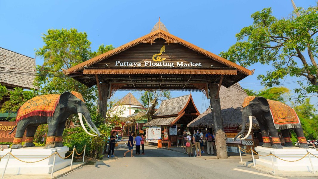 Floating Market Tickets in Pattaya - Tour