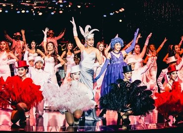 New Calypso Cabaret Show Tickets in Bangkok - Tour