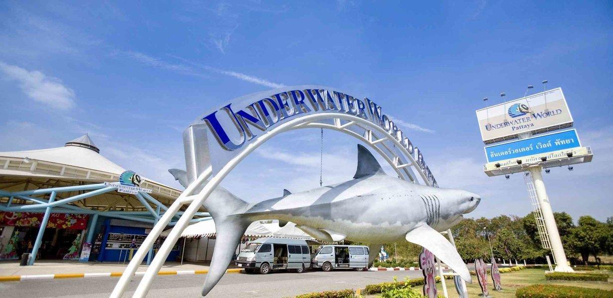 Underwater World Tickets in Pattaya - Tour