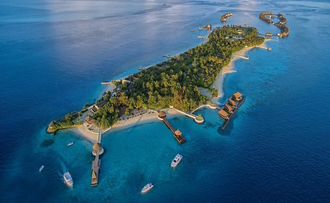 Jumeriah Vittaveli 05* Deluxe, Maldives Resorts - Tour