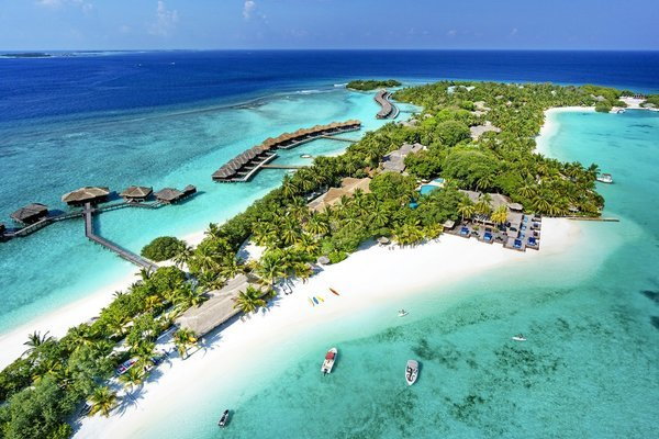 Shearton Maldives Full Moon Resort and Spa 05*, Maldives Resorts - Tour