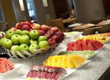 Fruit Buffet at Baiyoke Sky ( on 18th Floor) Tickets in Bangkok - Tour