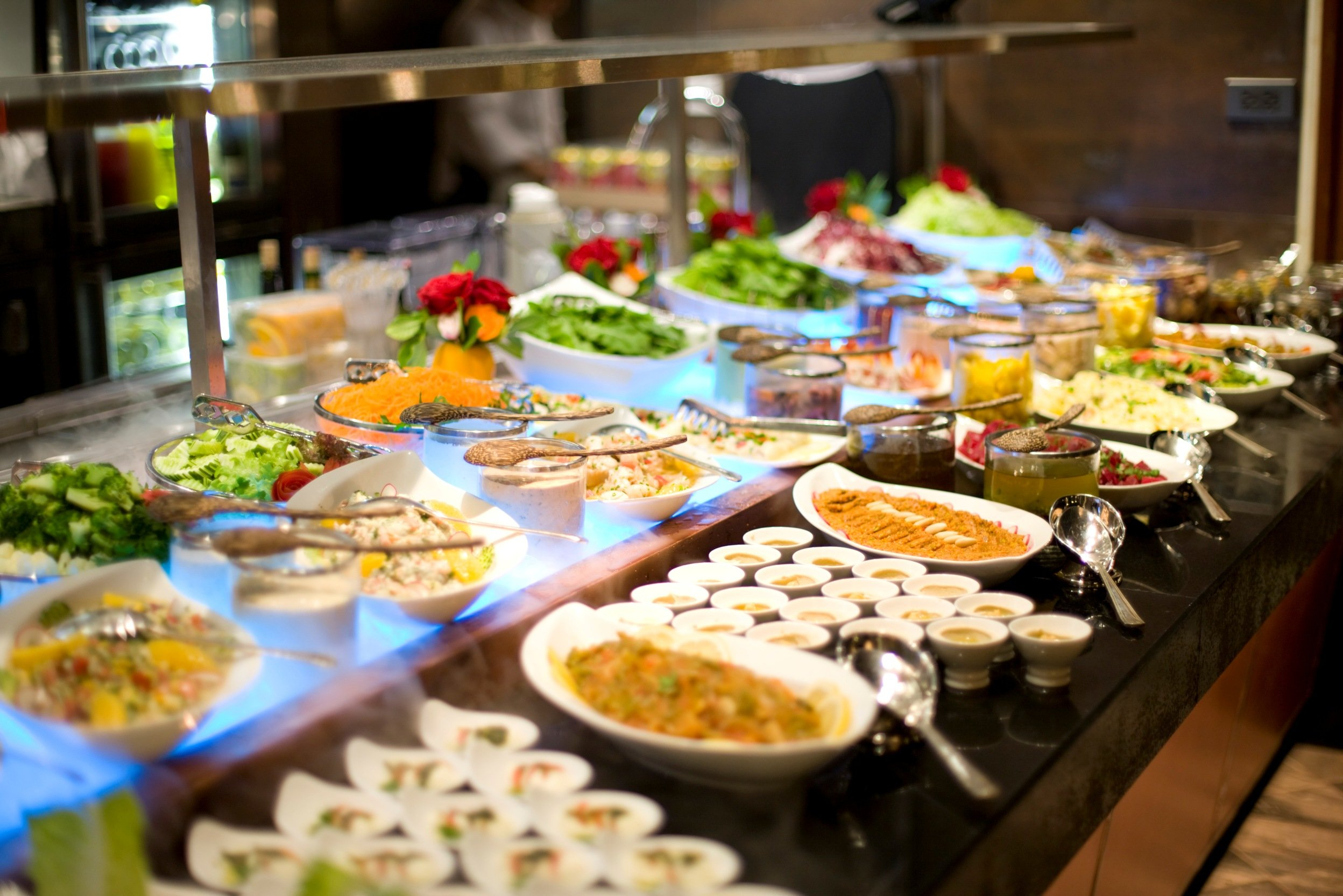 International Buffet Dinner At Baiyoke Sky 76th And 78th