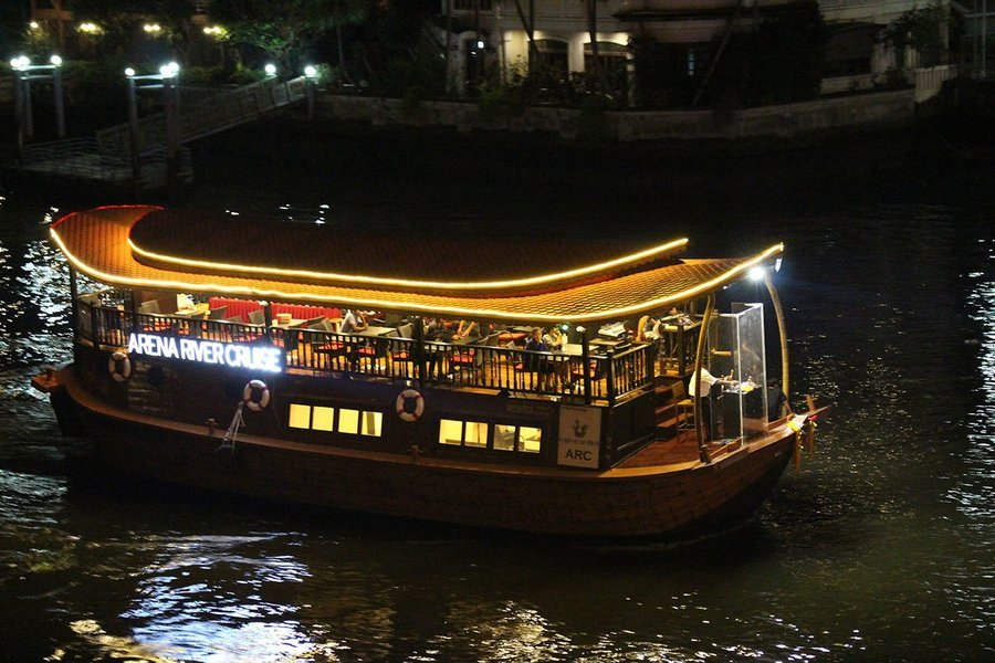 Arena Dinner Cruise - Indian Buffet Tickets in Bangkok - Tour