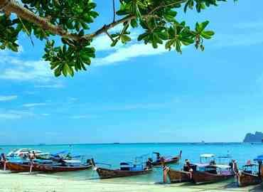 One way Ferry to Phi Phi Island (Tonsai Pier) Tickets in Phuket - Tour