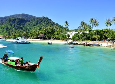One way Ferry to Phi Phi Island (Laem Tong Pier) Tickets in Phuket - Tour
