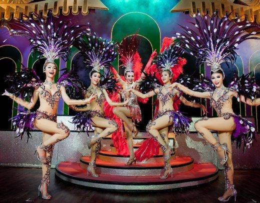 Simon Cabaret Show Tickets in Phuket - Tour