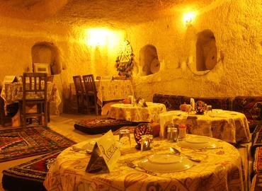 Turkish Night at Cave Restaurant, Sightseeing in Cappadocia - Tour