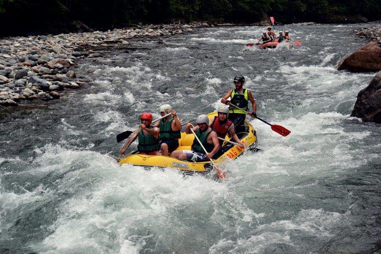 Rafting at Koprulu Canyon from Antalya, Sightseeing in Antalya - Tour
