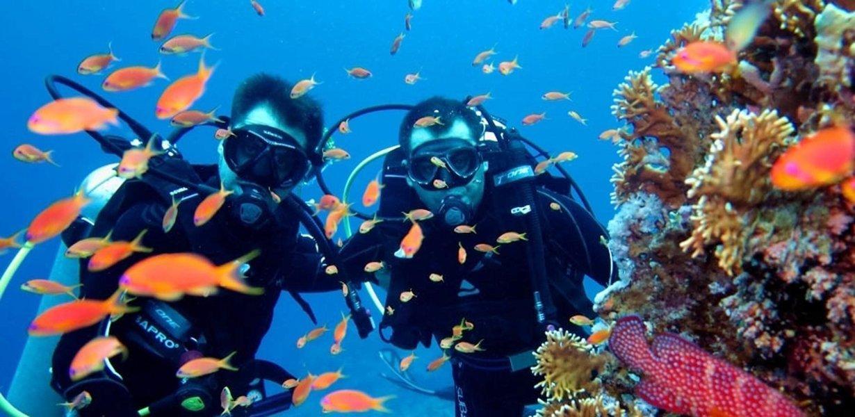 Antalya Scuba Diving, Sightseeing in Antalya - Tour