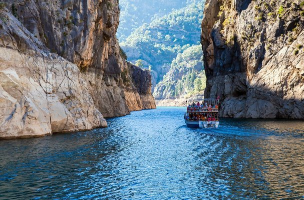 Green Canyon Boat Trip from Antalya, Sightseeing in Antalya - Tour