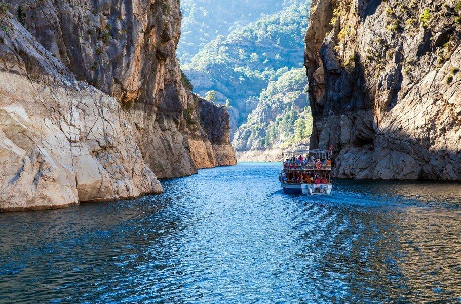 Green Canyon Boat Trip from Antalya, Sightseeing in Antalya - Tour