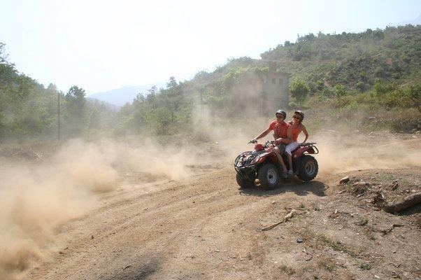 Quad Safari in Antalya, Sightseeing in Antalya - Tour