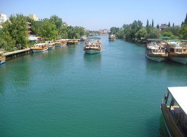 Manavgat River Boat Trip with Grand Bazaar from Antalya, Sightseeing in Antalya - Tour