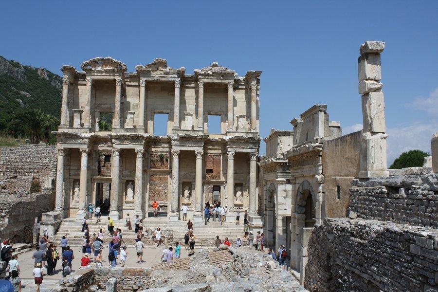 Ephesus and House of Virgin Mary Day Trip from Kusadasi, Sightseeing in Kusadasi - Tour