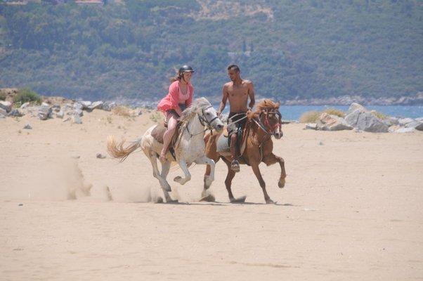 Horseback riding in Kusadasi, Sightseeing in Kusadasi - Tour