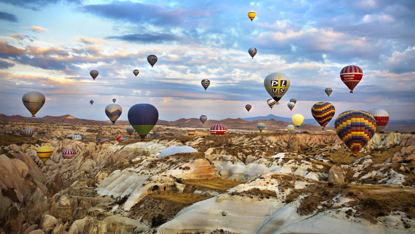 Cappadocia Sightseeings - Collection