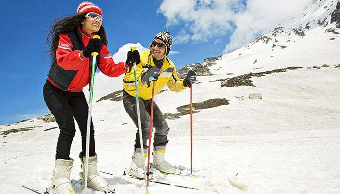 The Sweet Mist Of Manali - Tour