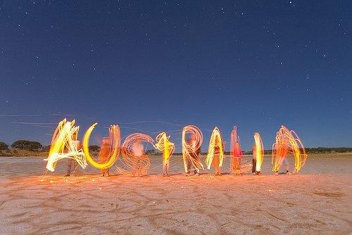 Romance in Australia - Tour