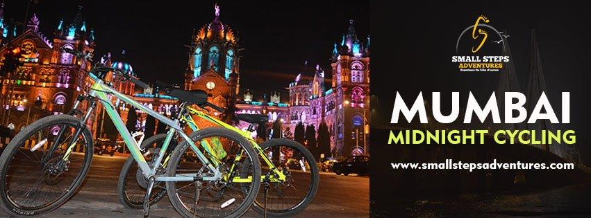 Mumbai Midnight Cycling - Tour