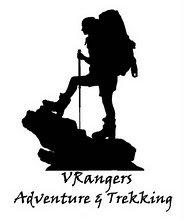 VRangers Adventure & Trekking Logo