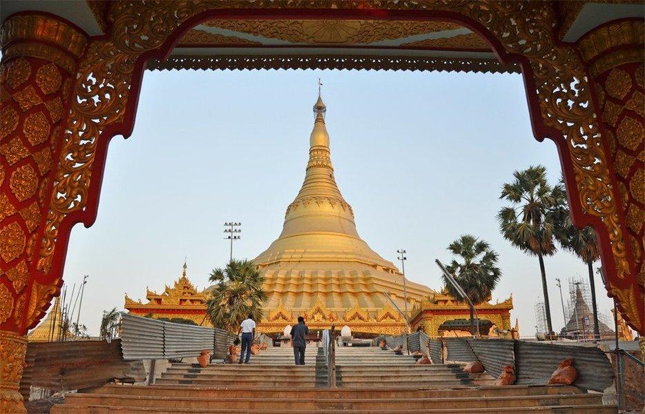 Private Kanheri Caves and Global Vipassana Pagoda Tour - Tour