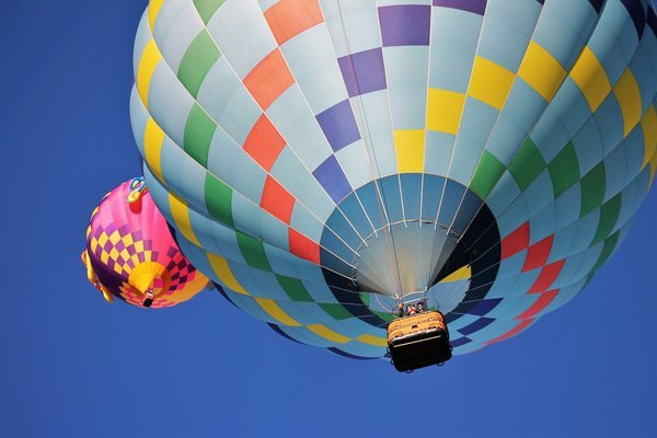 Hot Air Balloon with Transfers and Breakfast - Tour
