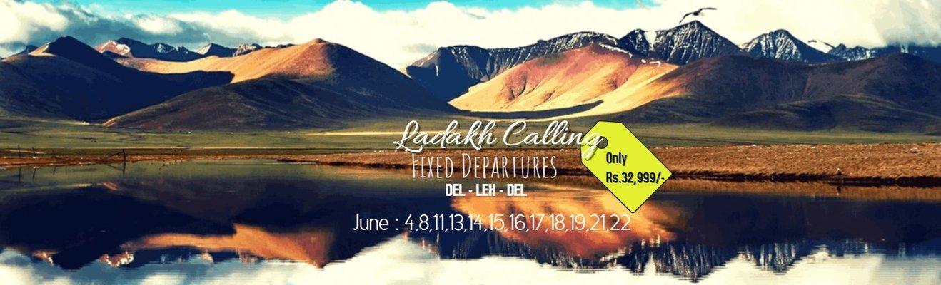 Ladakh Calling - Tour