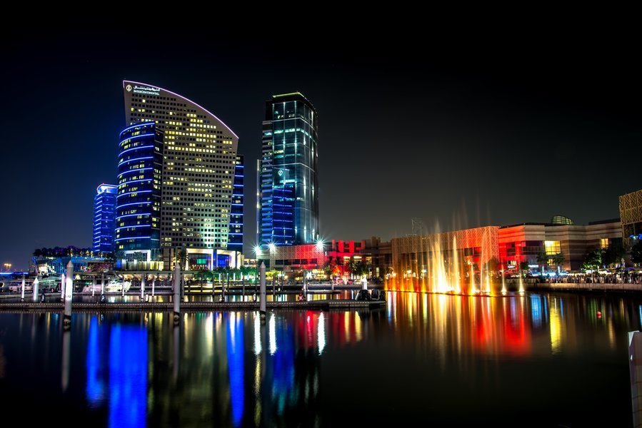 Dubai Water Canal Cruise - Tour