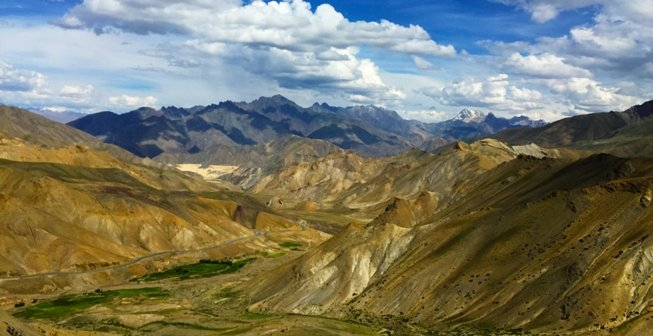Leh-Ladakh Bike and Jeep Safari - Tour