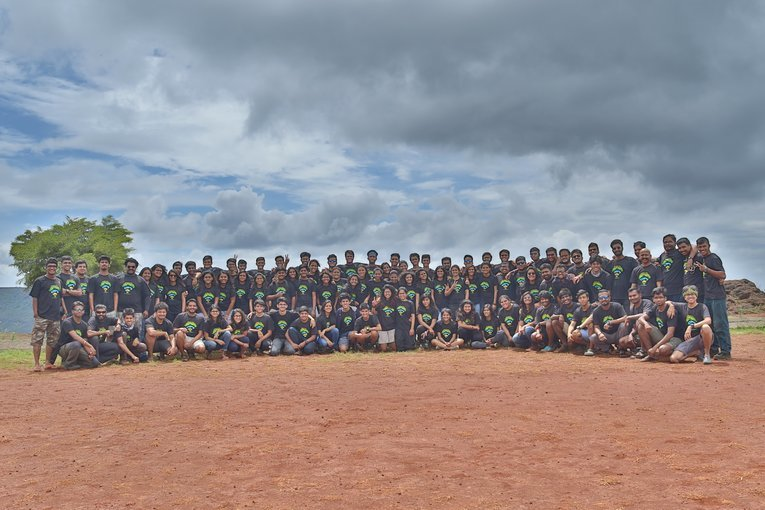 Volunteer Training Programme (VTP 2018) - Tour