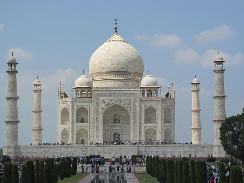 Havelis and camel carts- including Taj Mahal - Tour