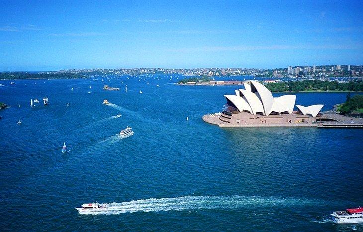 Australian Grandeur - Tour