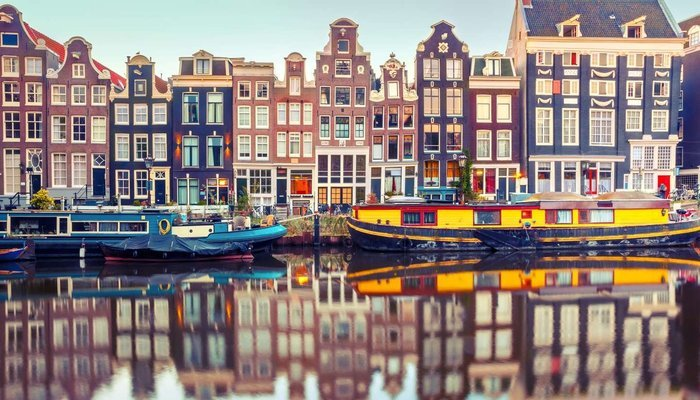 Venice To Amsterdam - Tour