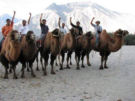 Leh, Ladakh & Nubra Valley - Tour
