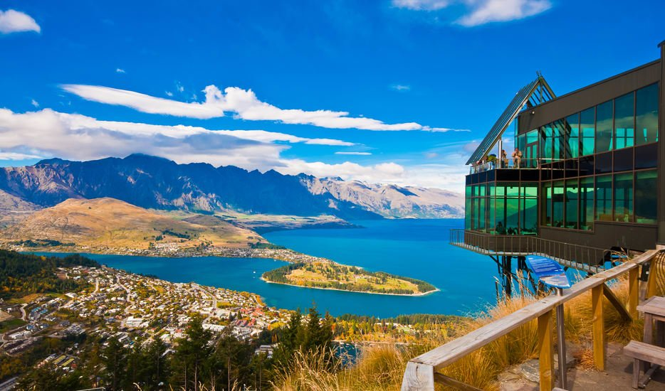 Stunning New Zealand - Tour