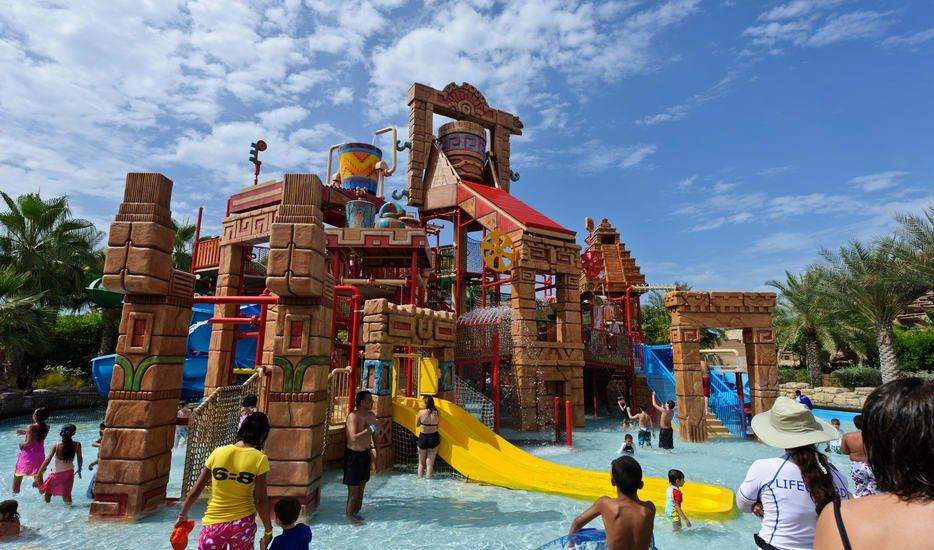 Dubai Escapade with Theme Park - Tour
