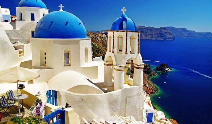 Greece Getaway - Tour