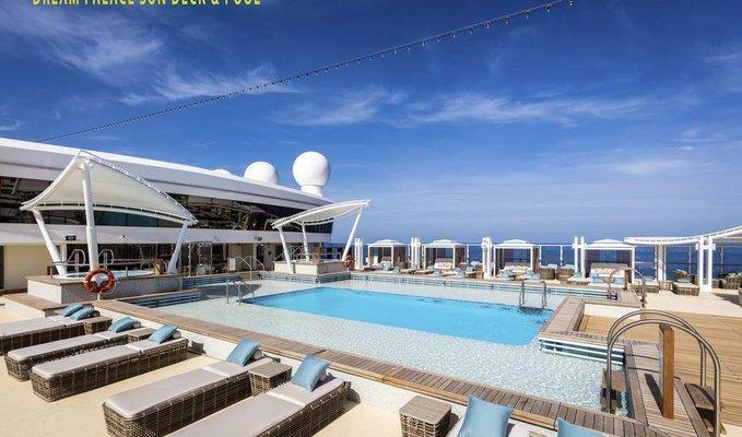 Hongkong to Japan Cruise - Tour