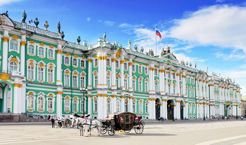 Best of Russia All Inclusive - Tour