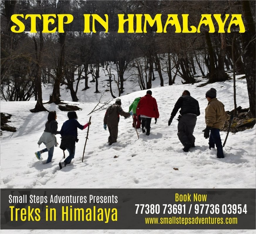Hampta Circle Trek - Tour