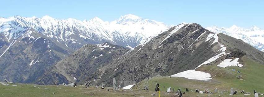 Chandrakhani Pass Trek (4D/3N) - Tour