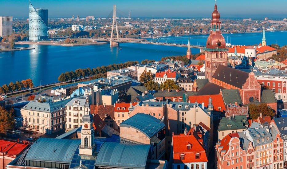Baltic Capitals - Tour