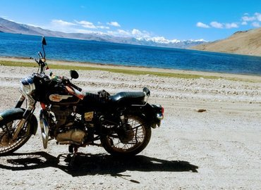 Ladakh Road Trip - Manali to Tso Moriri to Leh - Tour