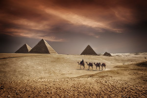 Full Day Memphis, Sakkara, Giza Pyramids & Sphinx - Tour