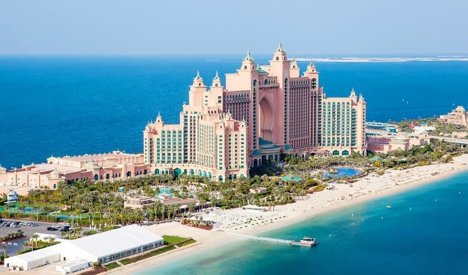 Dubai With London Crown Hotel - Tour