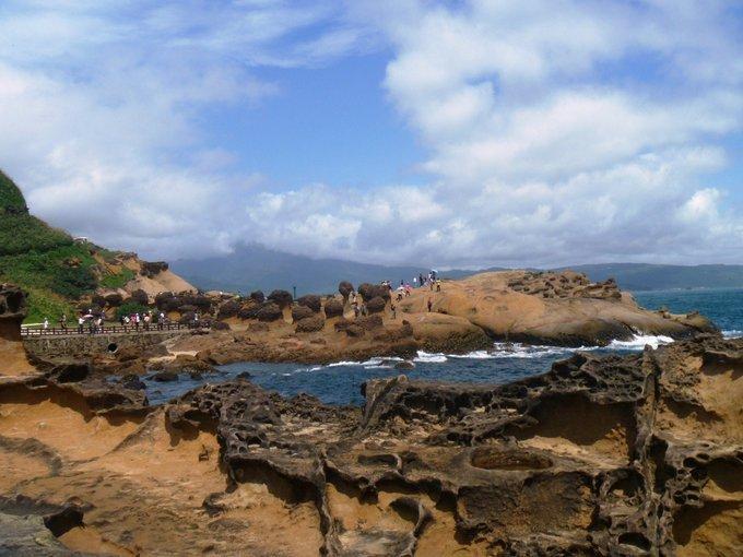Northern Coast Tour, Sightseeing in Taiwan - Tour