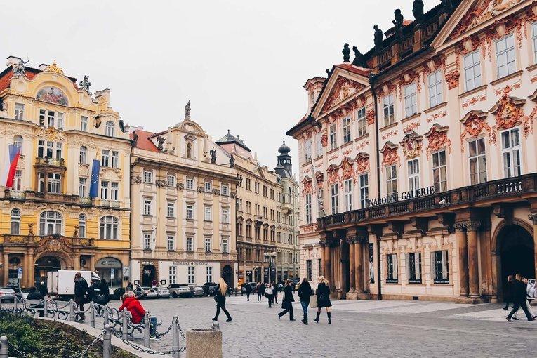 Informative Prague Tour, Sightseeing in Prague - Tour