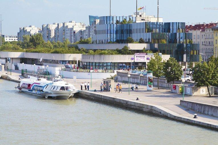Vienna to Bratislava Cruise, sightseeing in Vienna - Tour