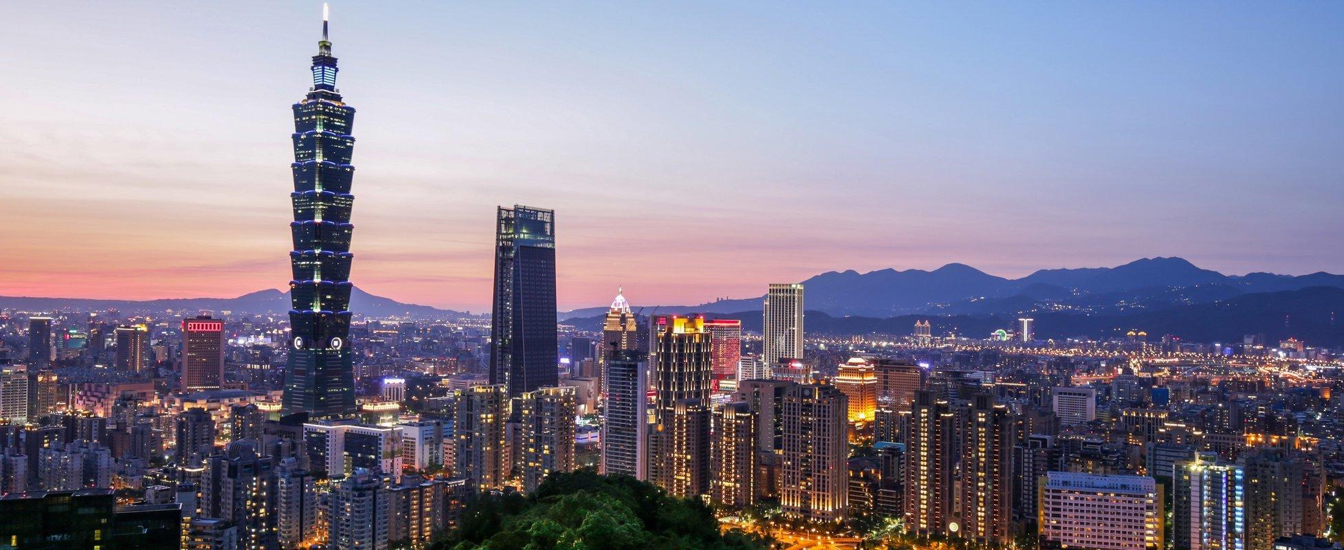 Taipei Sightseeings - Collection